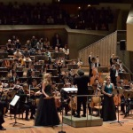 Berlin Philharmonic Hall 2015, with Tokyo Metropolitan Symf. Orch, conductor Kazushi Ono, soprano Ilse Eerens